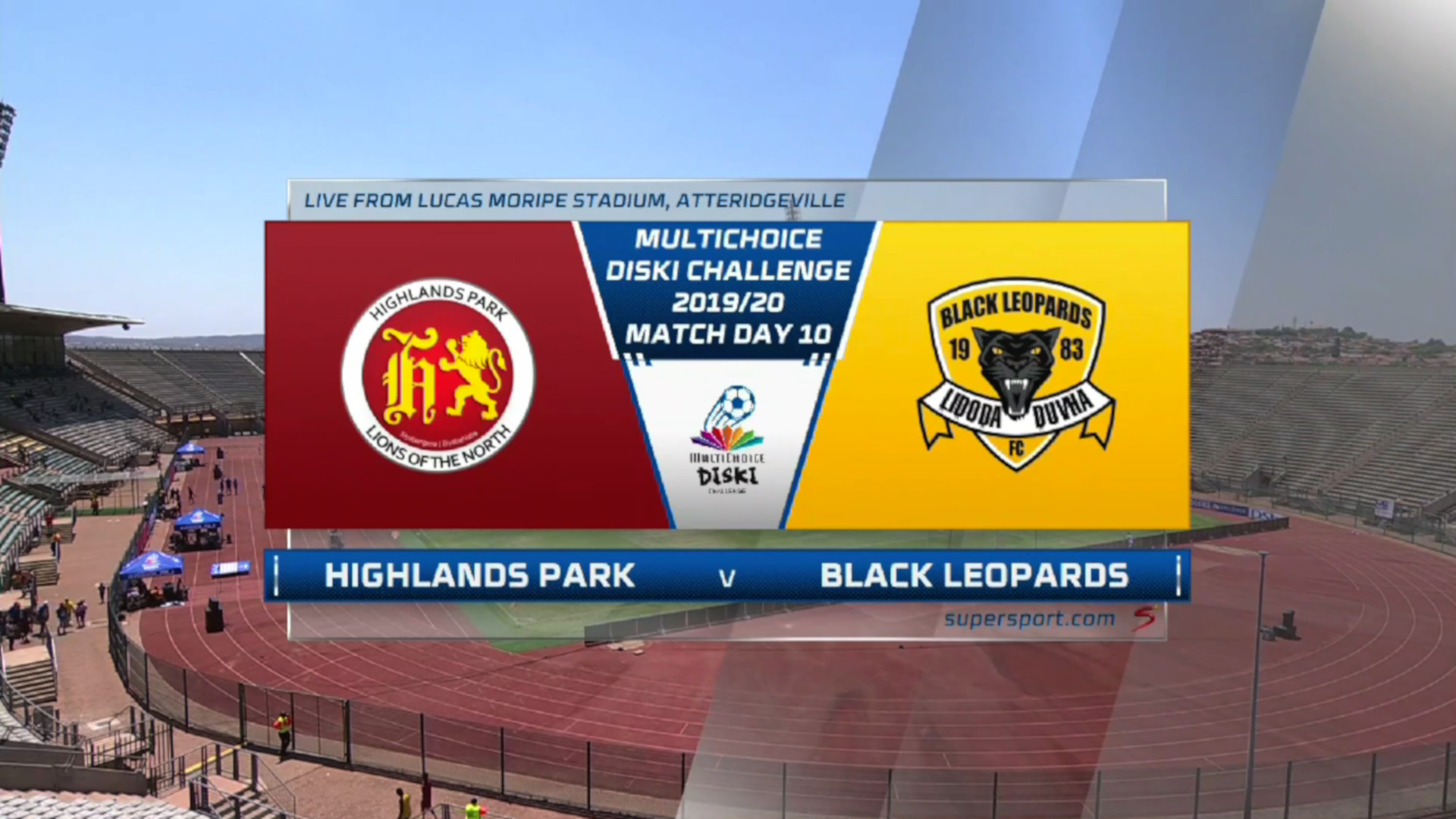 MultiChoice Diski Challenge | Highlands Park Reserves v Black Leopards Reserves | Highlights