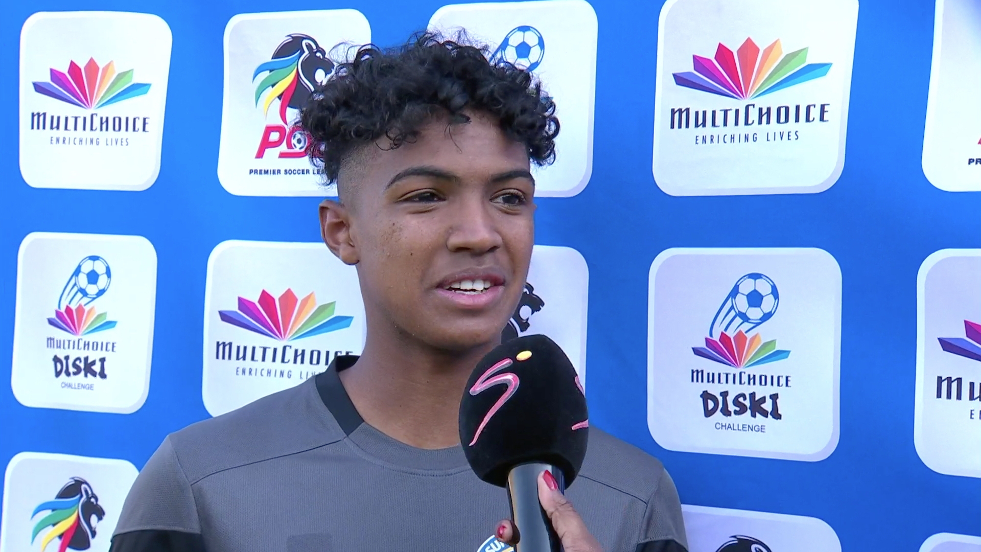 MultiChoice Diski Challenge | SuperSport United Reserves v Kaizer Chiefs Reserves | Post-match interview with Justin Paulse