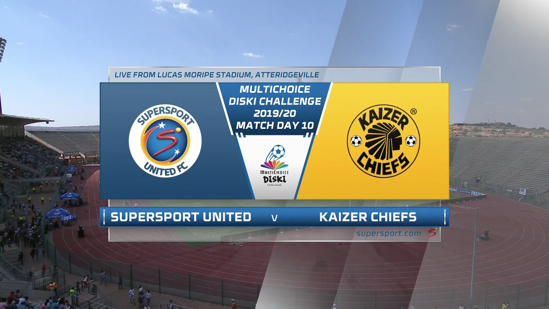 MultiChoice Diski Challenge | SuperSport United Reserves v Kaizer Chiefs Reserves | Highlights