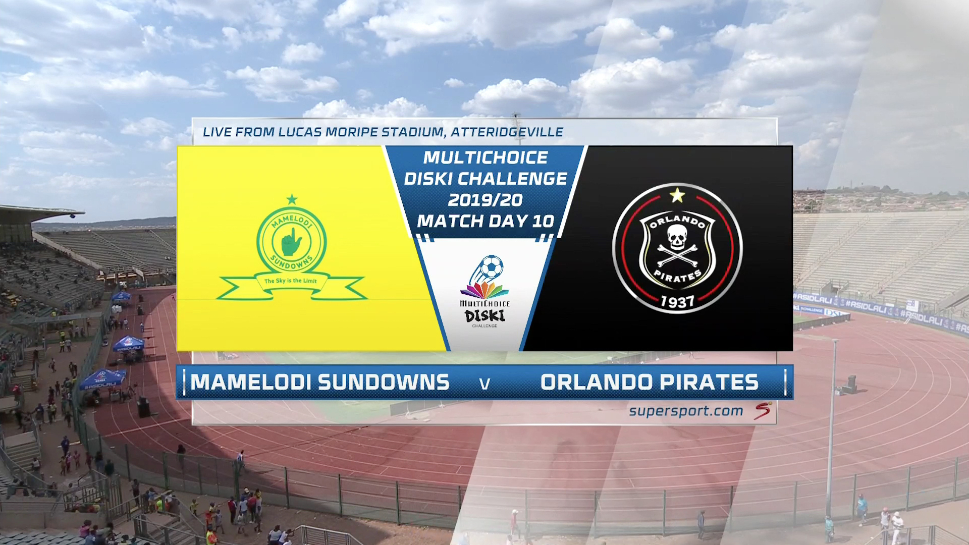 MultiChoice Diski Challenge | Mamelodi Sundowns Reserves v Orlando Pirates Reserves | Highlights