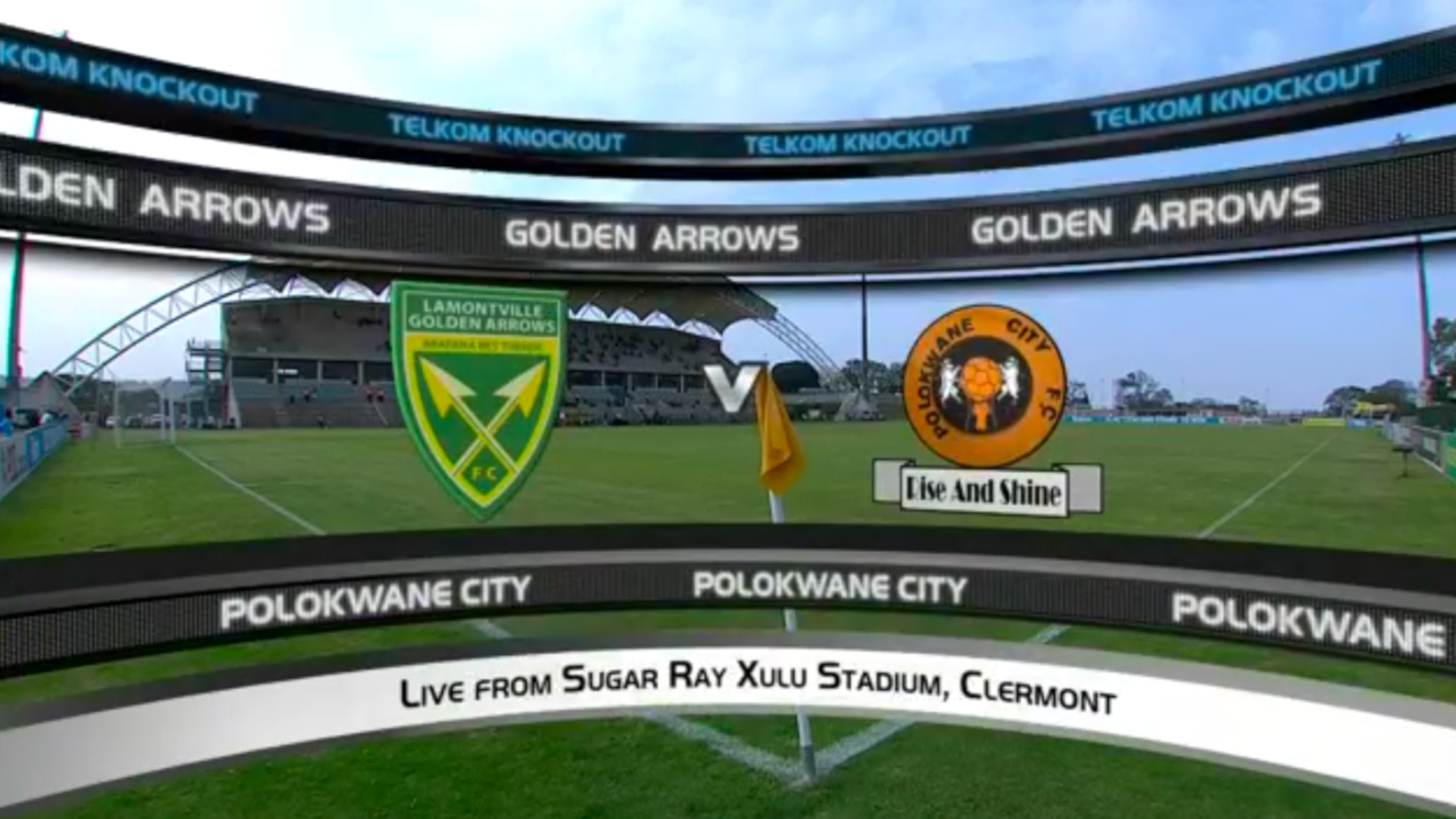 Telkom Knockout | Last 16 | Golden Arrows v Polokwane City | Highlights