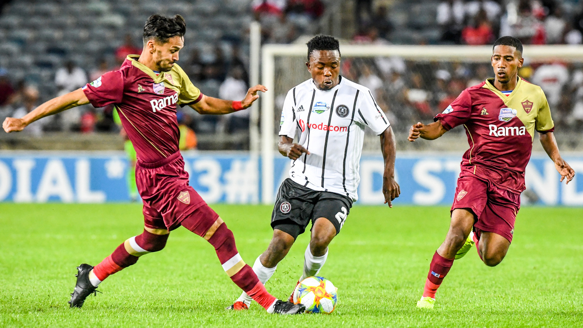 Telkom Knockout | Last 16 | Orlando Pirates v Stellenbosch FC | Highlights