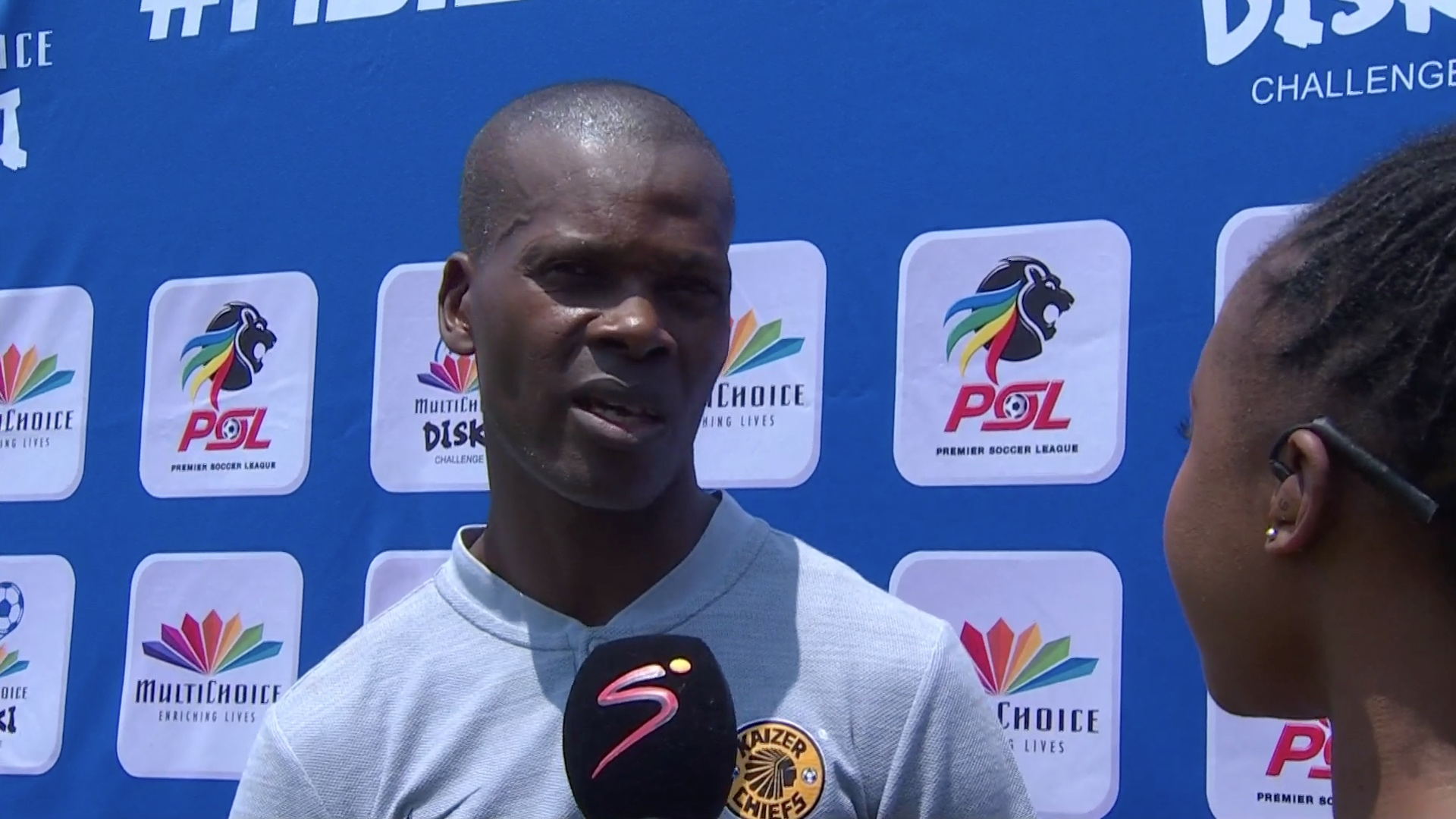 MultiChoice Diski Challenge | Stellenbosch v Chiefs | Post-match interview with Arthur Zwane