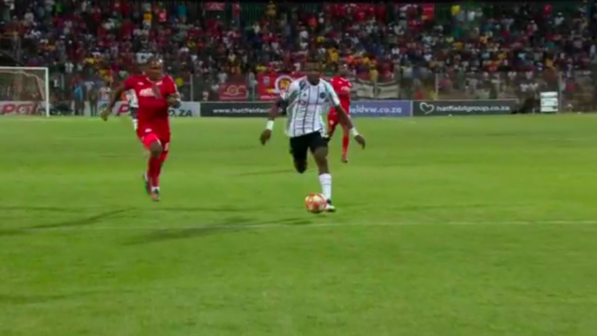 Absa Premiership 2019/20 | Pirates goal