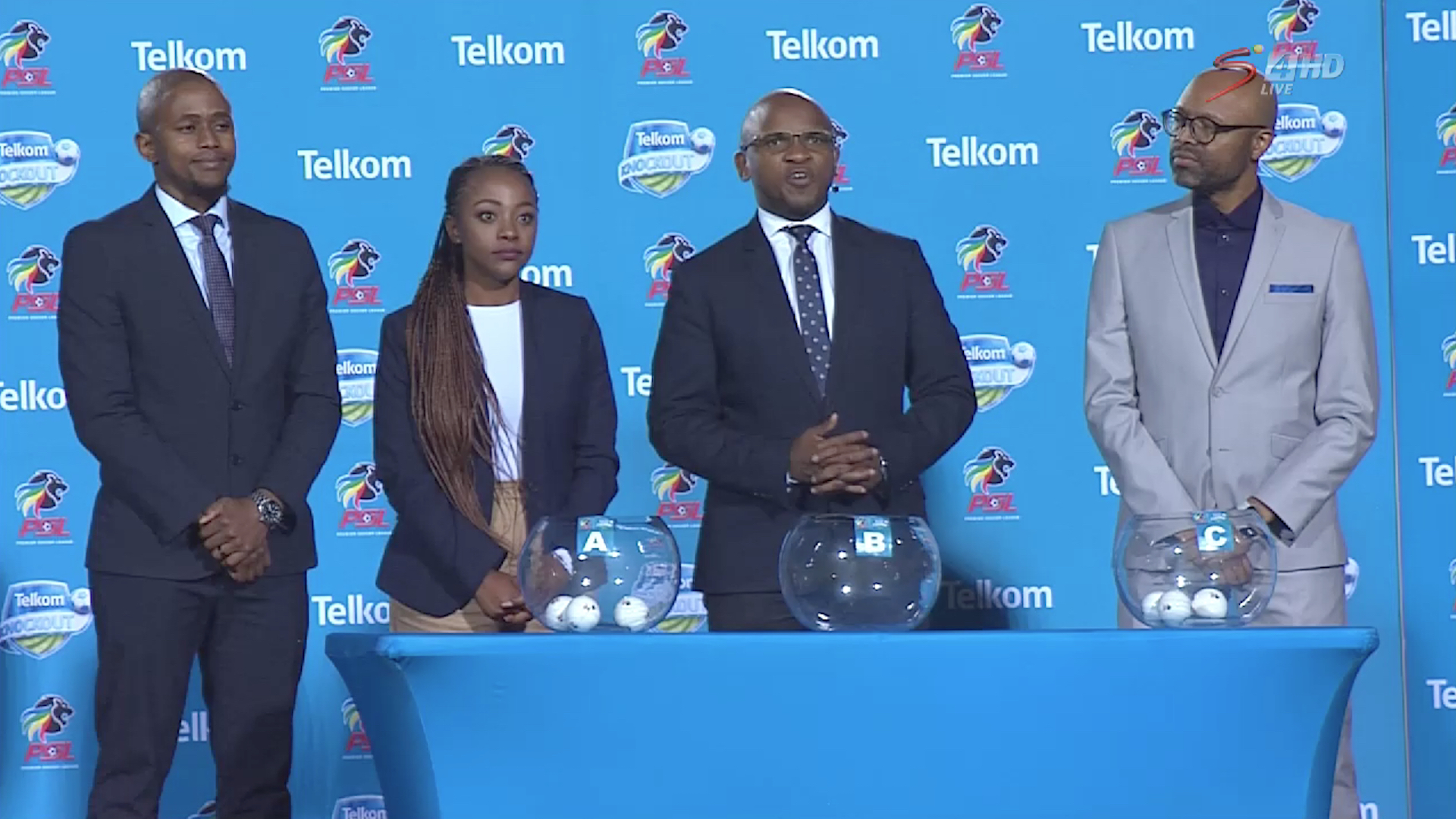 Telkom Knockout | Quarterfinals draw