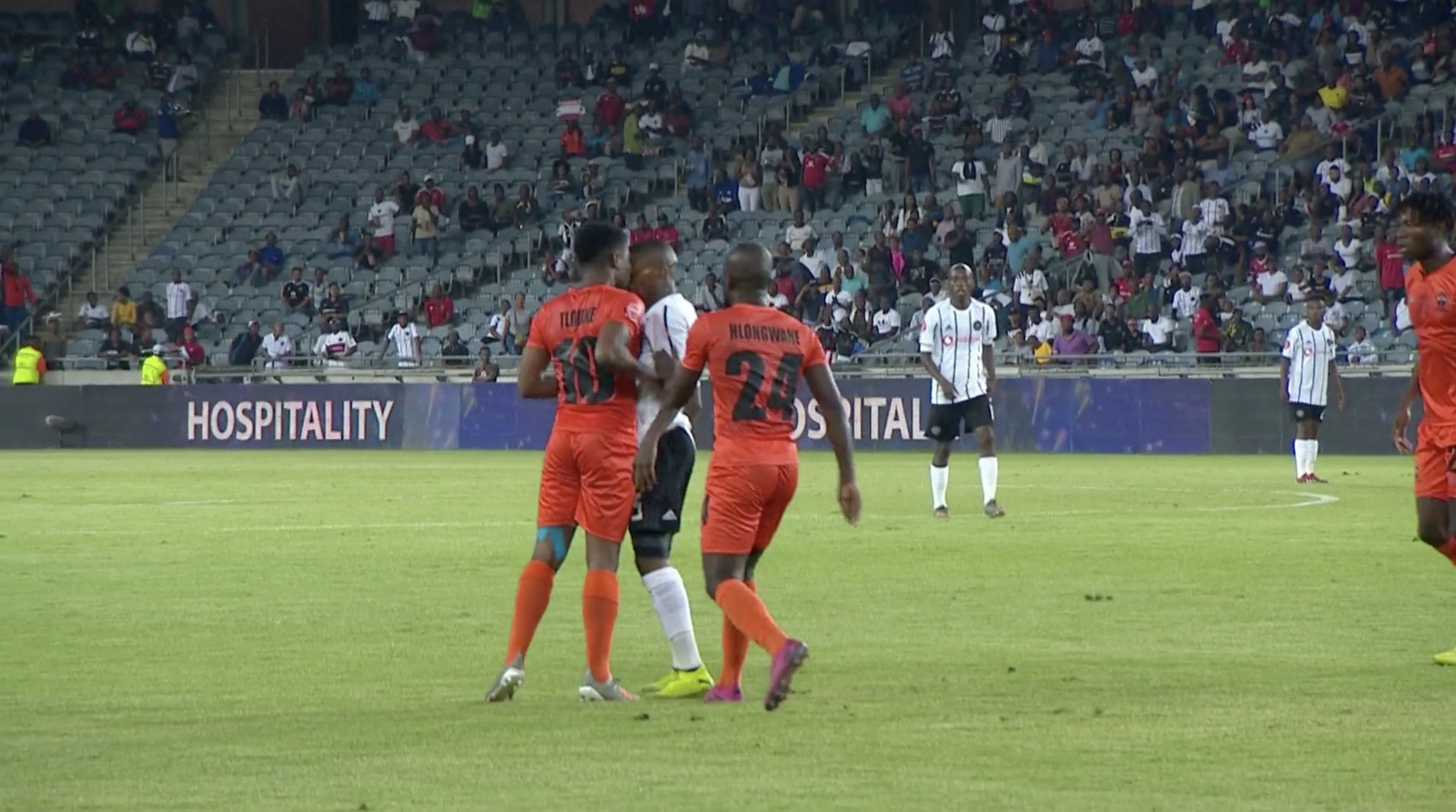 Absa Premiership | Pirates v Polokwane | Match Incident