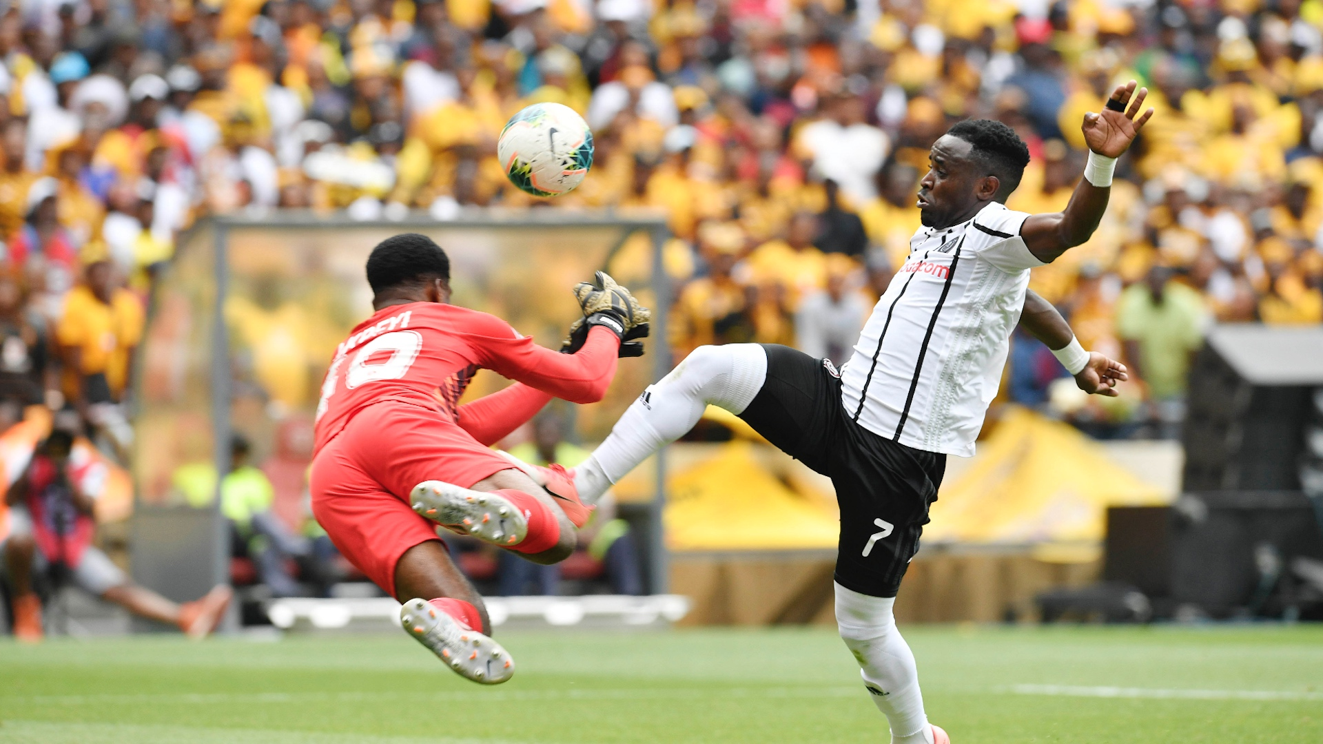 Absa Premiership | Kaizer Chiefs v Orlando Pirates | Pirates' missed opportunities