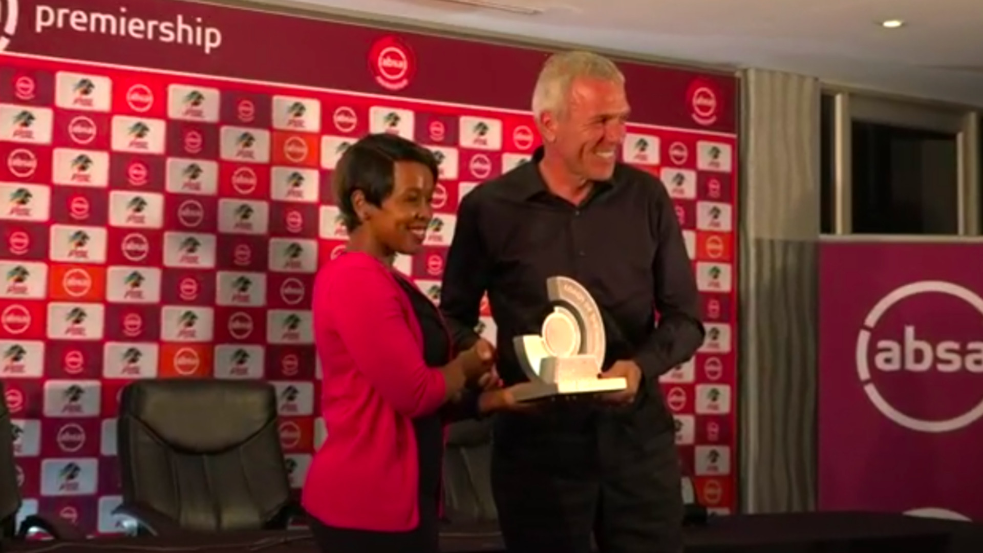 Absa Premiership | Kaizer Chiefs | Ernst Middendorp makes history