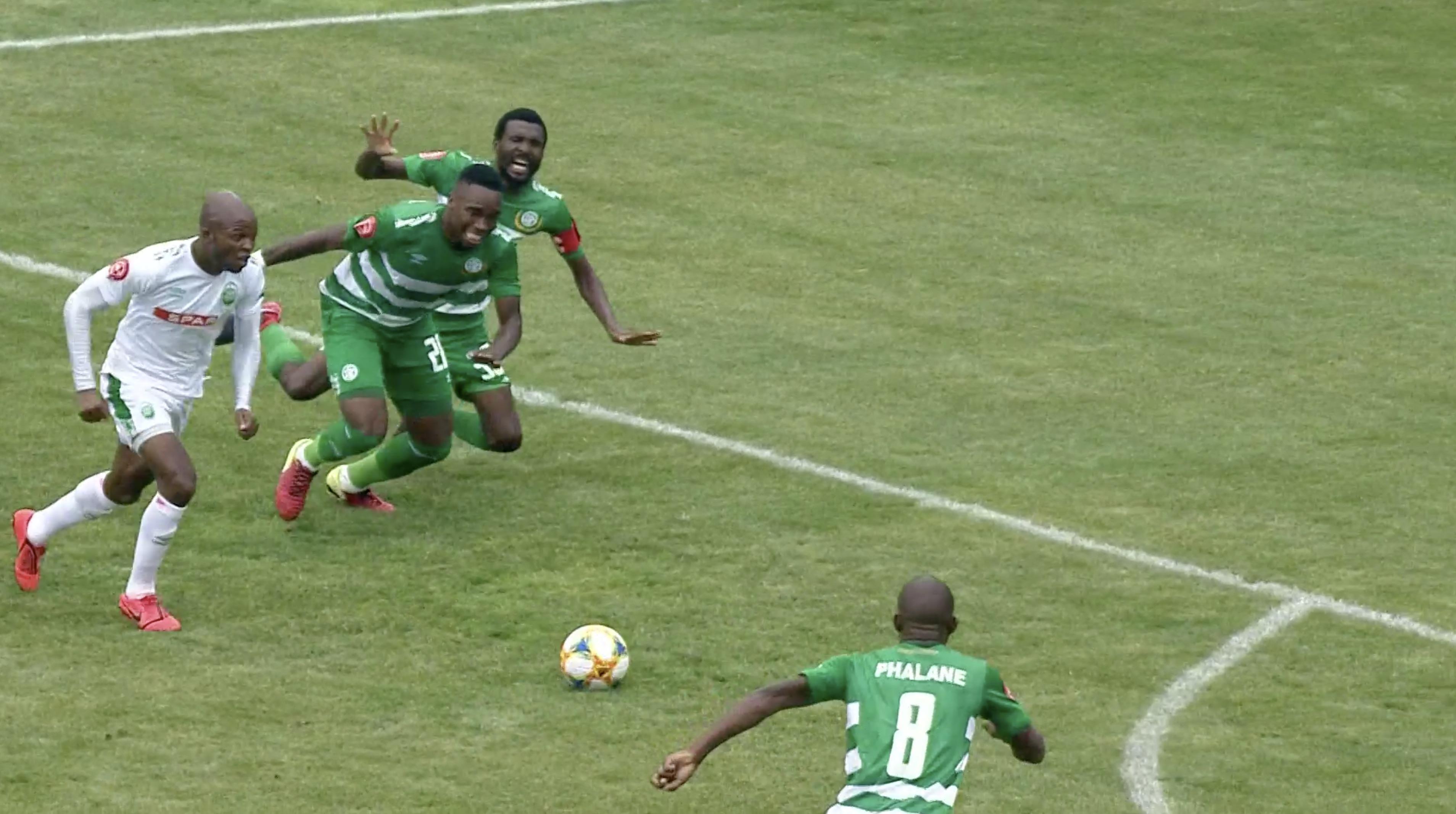 Absa Premiership |  Maritzburg hold Chiefs, Usuthu stun Celtic