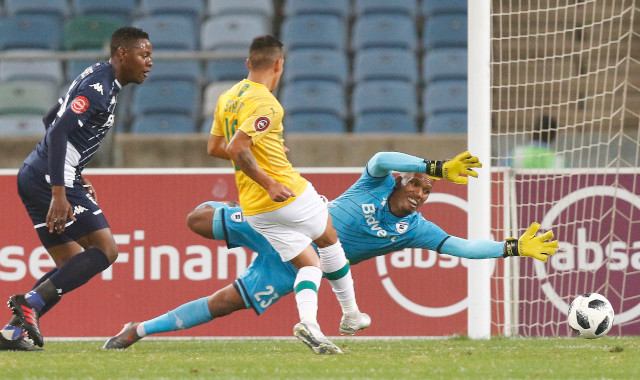 Absa Premiership | Mamelodi Sundowns v Bidvest Wits | Sundowns take the lead