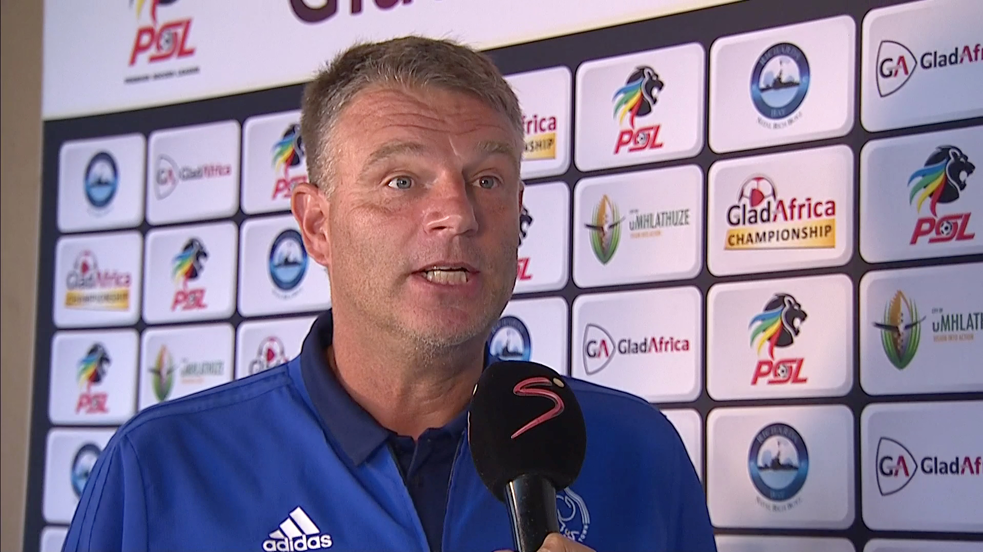 GladAfrica Championship | R Bay v Ajax CT | Post-match interview with Andries Ulderink