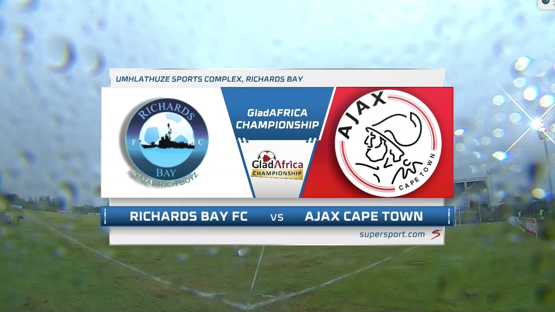GladAfrica Championship | Richards Bay FC v Ajax Cape Town | Highlights