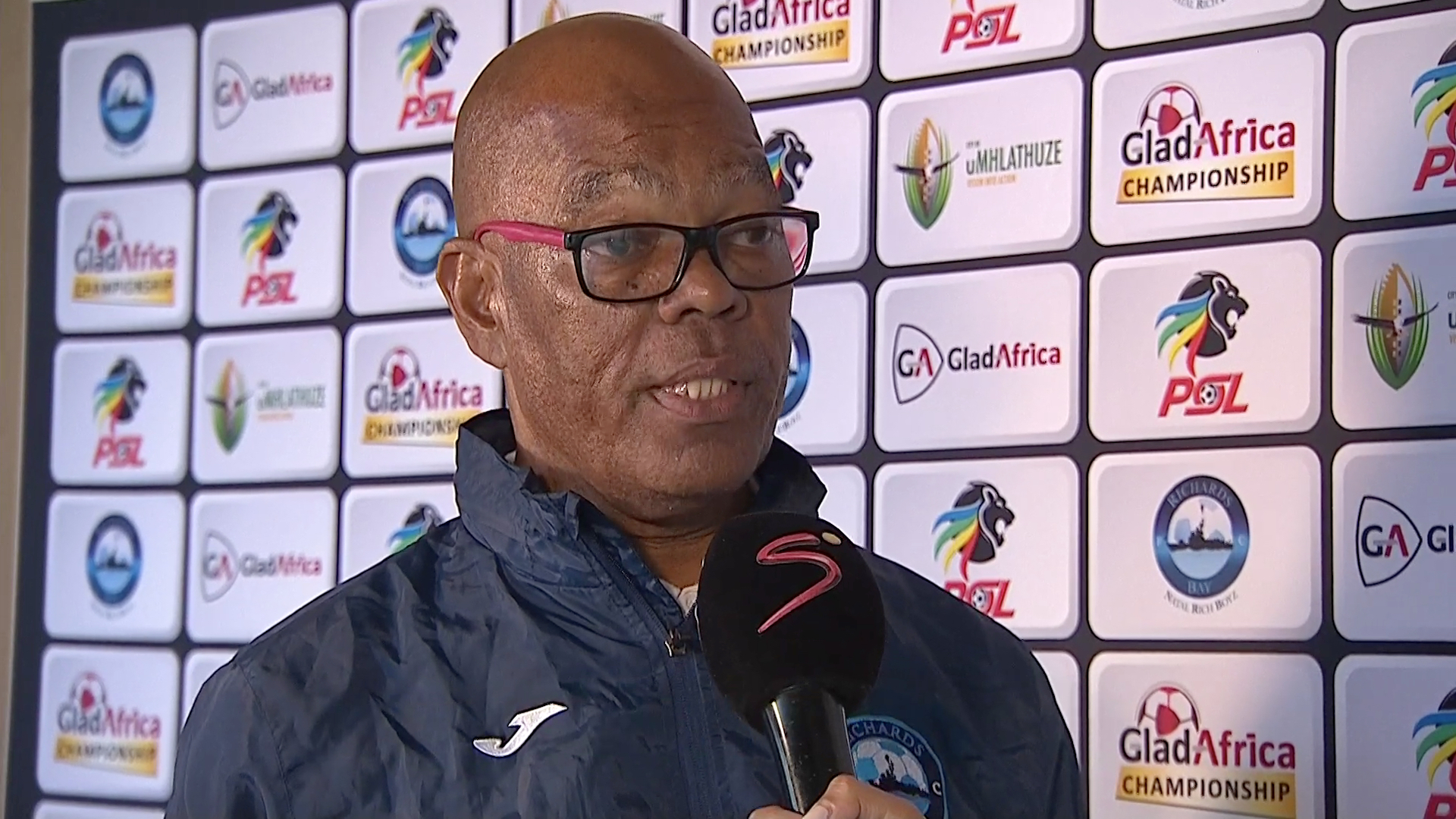 GladAfrica Championship   R Bay v Ajax CT   Post-match interview with Ian Palmer