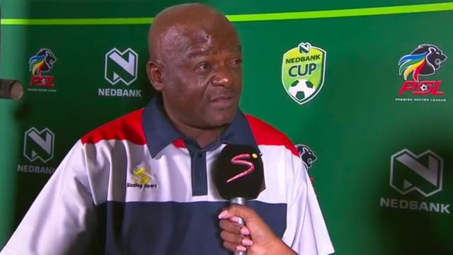 Post-match interview: Daniel Malesela