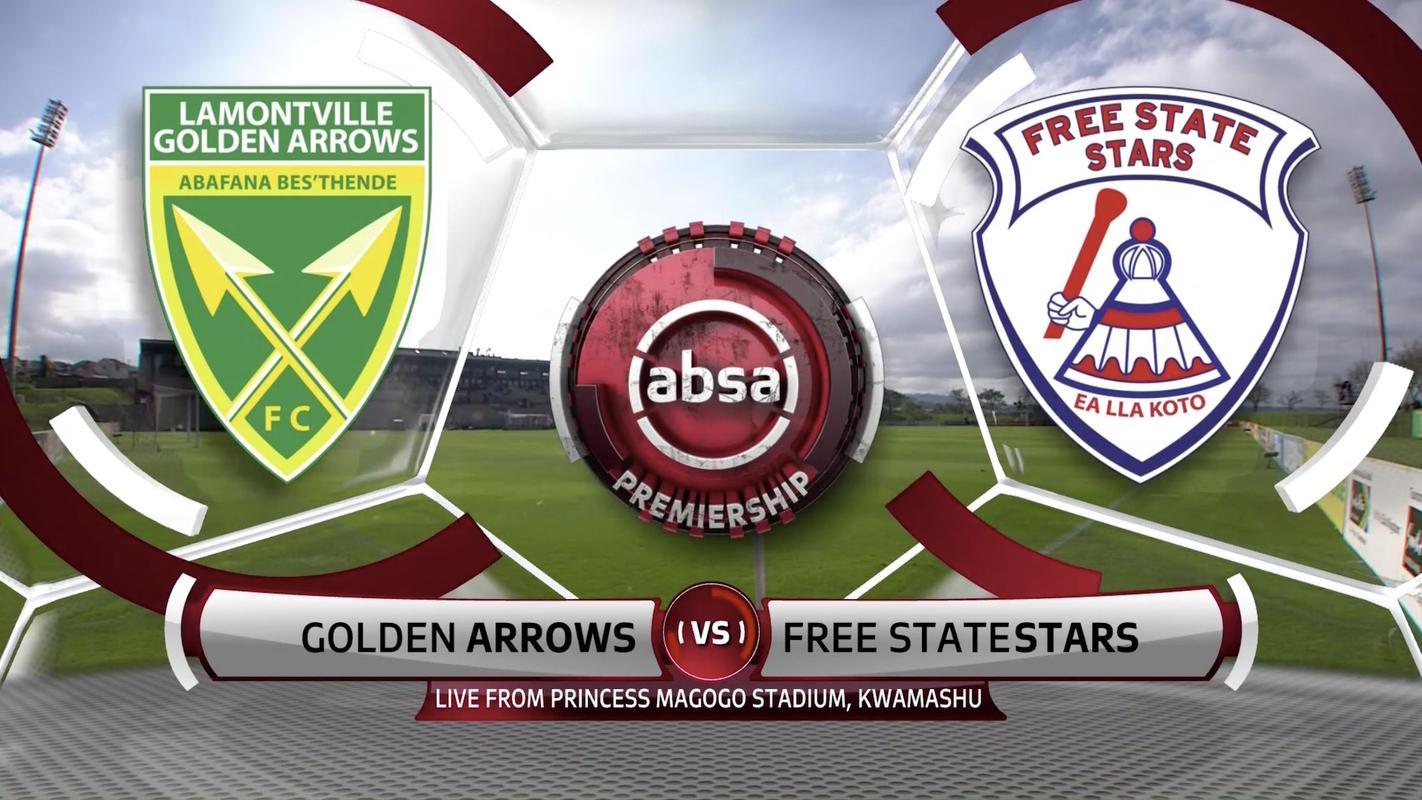 Golden Arrows v Free State Stars