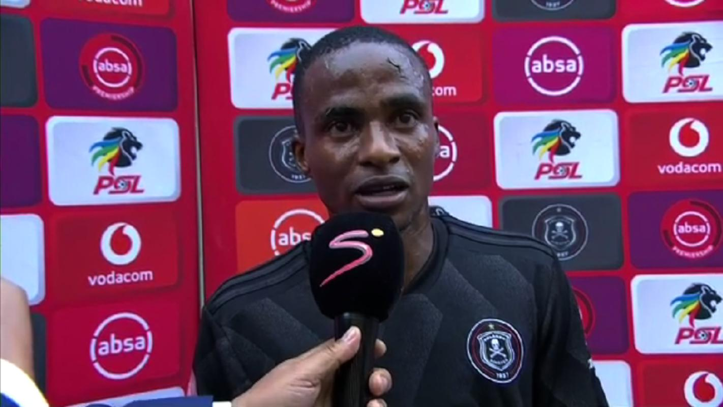 Post-match interview: Thembinkosi Lorch