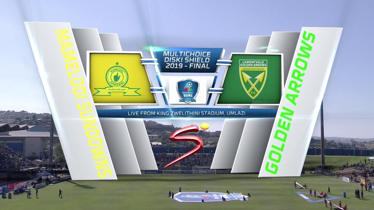 Sundowns v Arrows