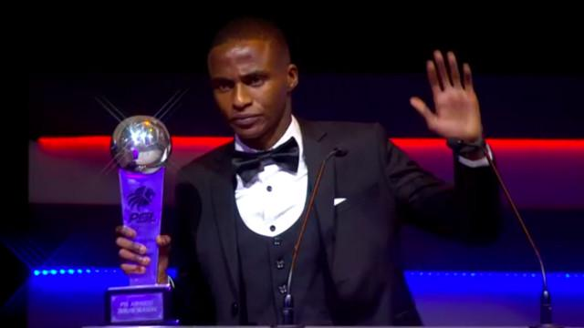 PSL Awards: Thembinkosi Lorch