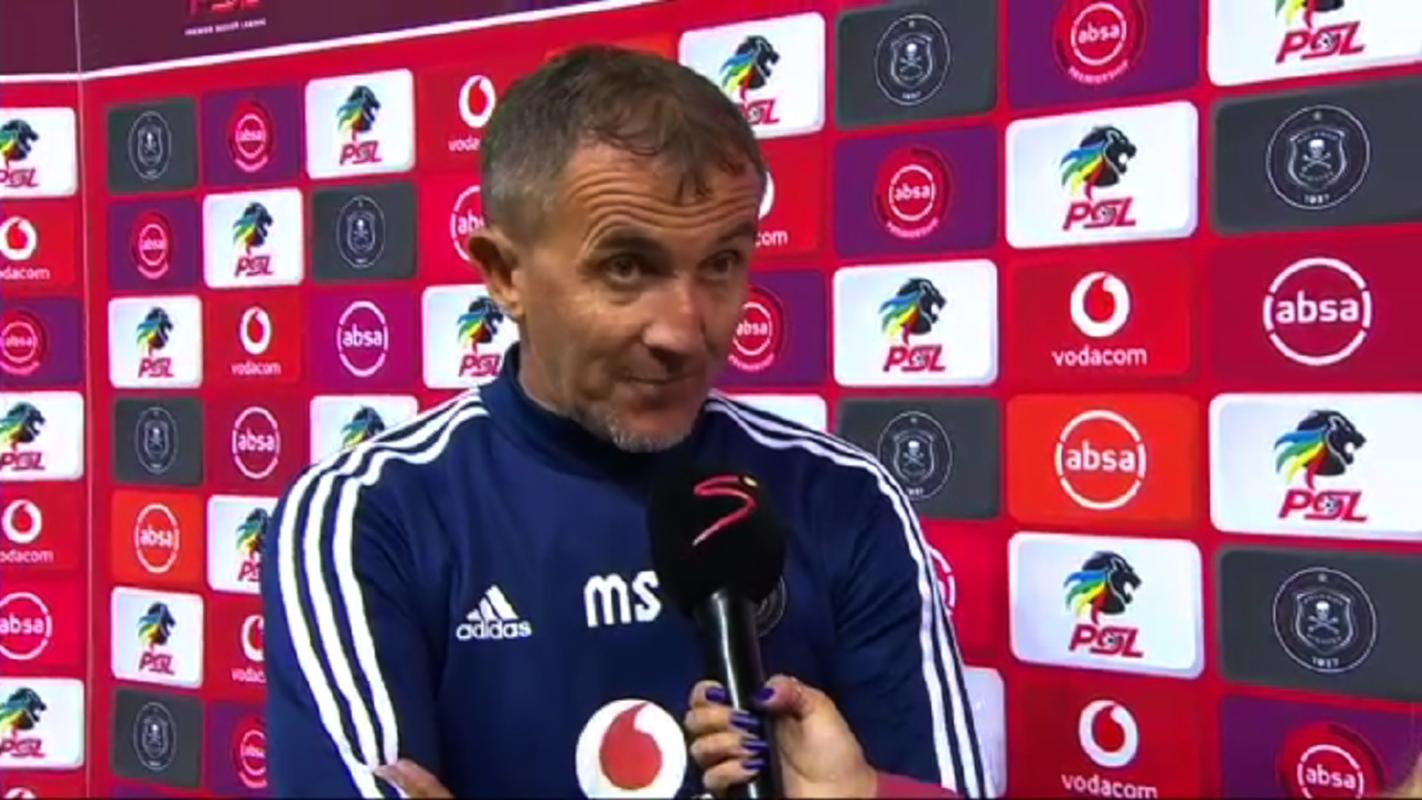Post-match interview: Milutin Sredojevic