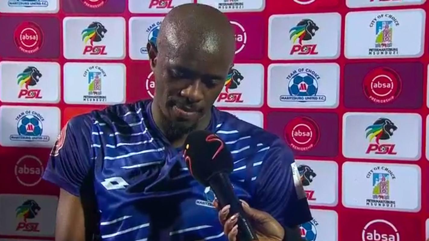 Post-match interview: Kwanda Mngonyama