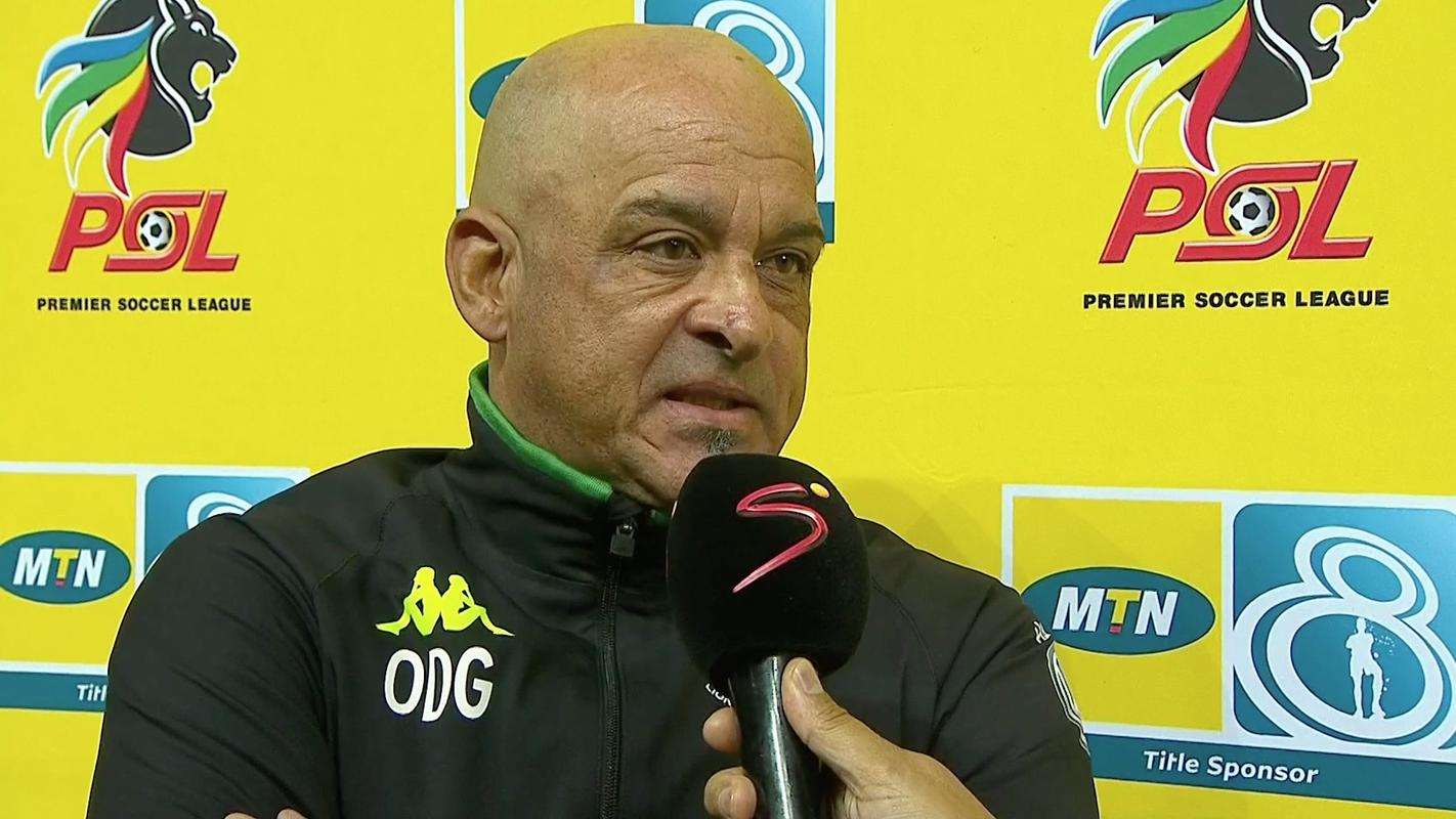 Post-match interview: Owen Da Gama