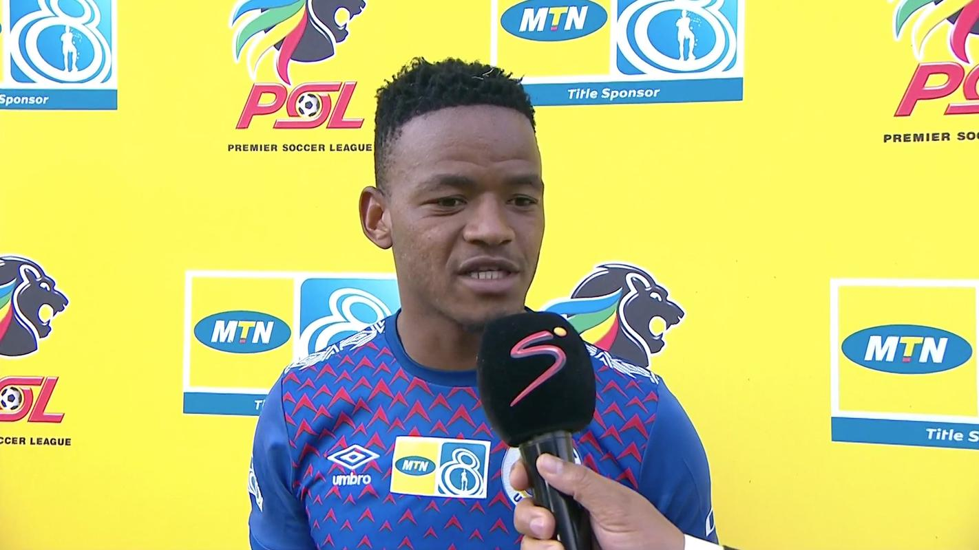 Post-match interview: Sipho Mbule