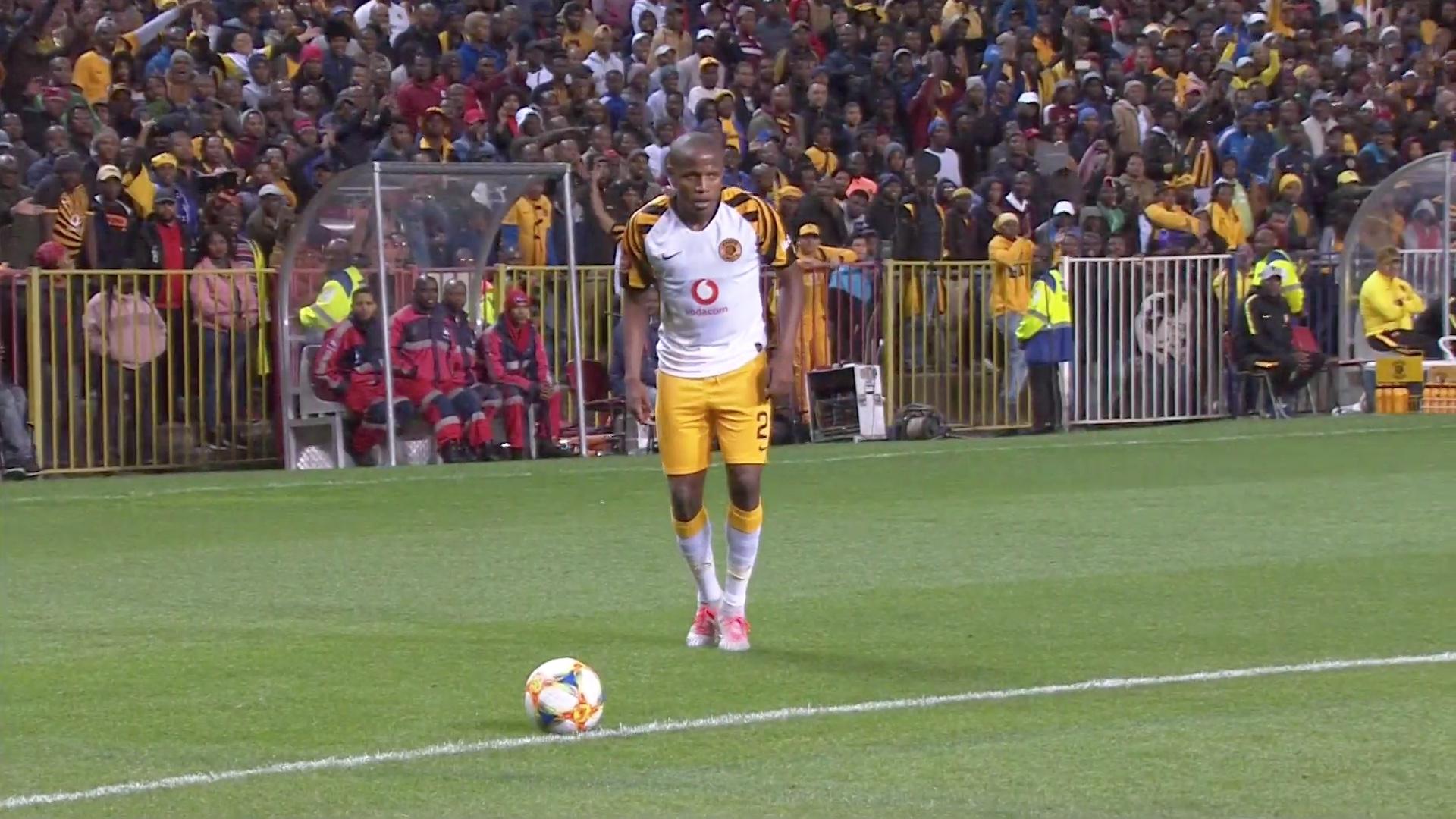 Absa Premiership 2019/20 | Cape Town City v Kaizer Chiefs | Chiefs equalising goal