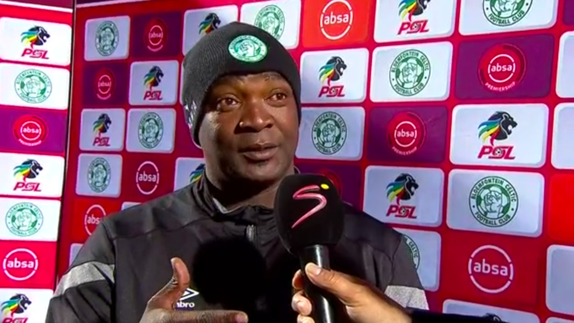 Absa Premiership 2019/20 | Celtic v Sundowns | Lehlohonolo Sema | Interview