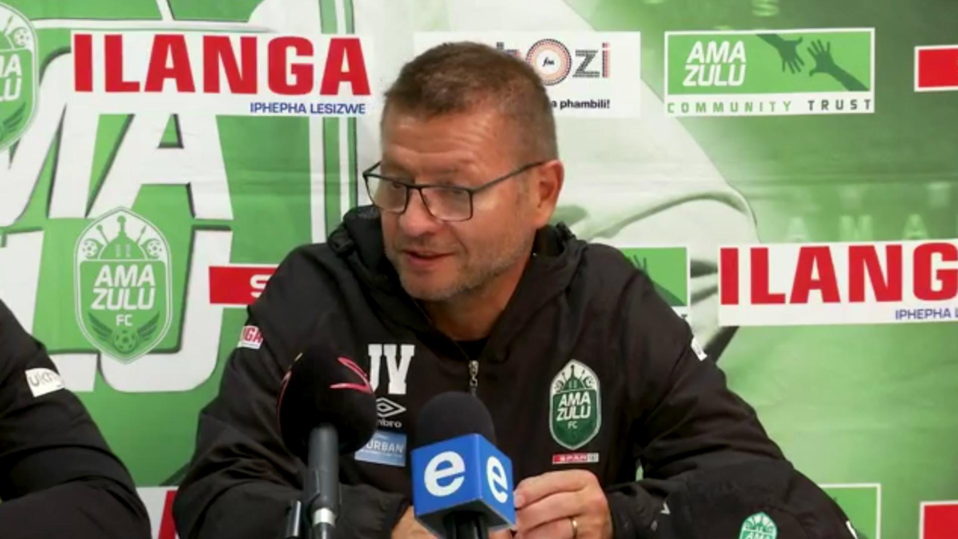 Absa Premiership | AmaZulu | Vukusic to the rescue