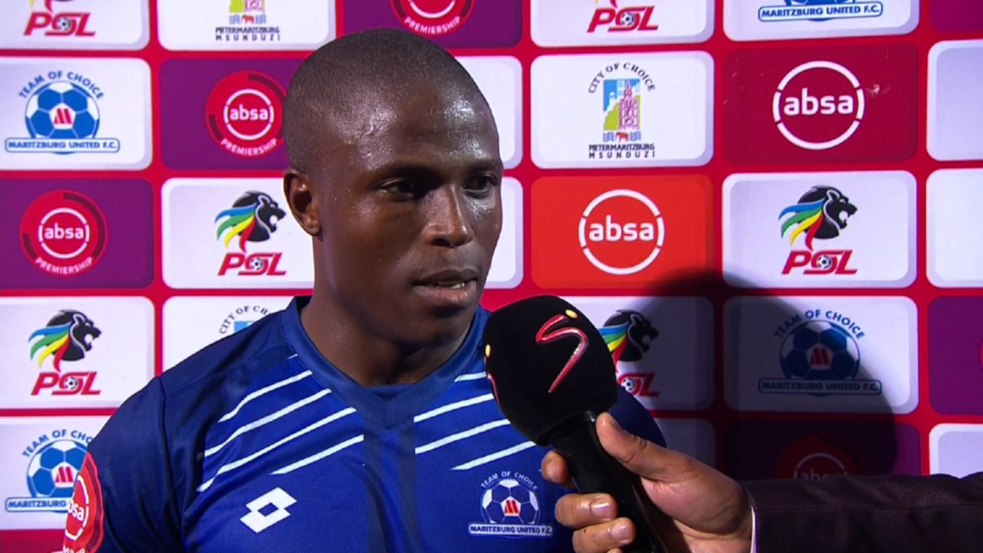 Absa Premiership | Maritzburg United v Chippa United | Post-match interview with Mxolisi Kunene