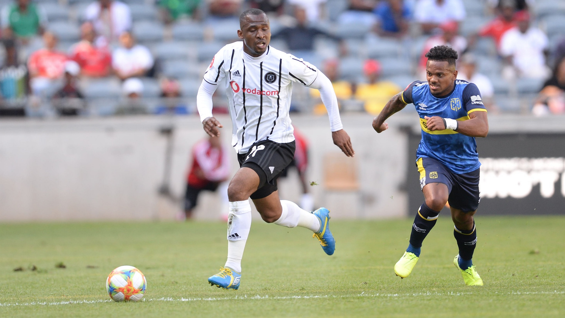 Absa Premiership | Orlando Pirates v Cape Town City | Goals galore