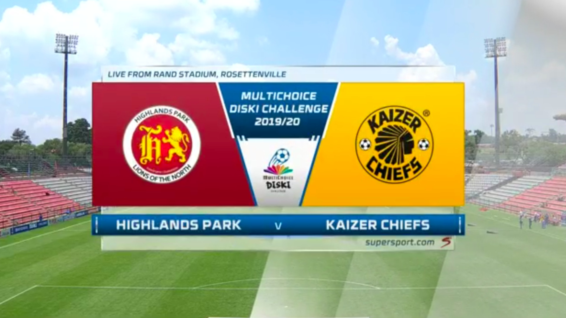 MultiChoice Diski Challenge | Highlands v Chiefs | Highlights