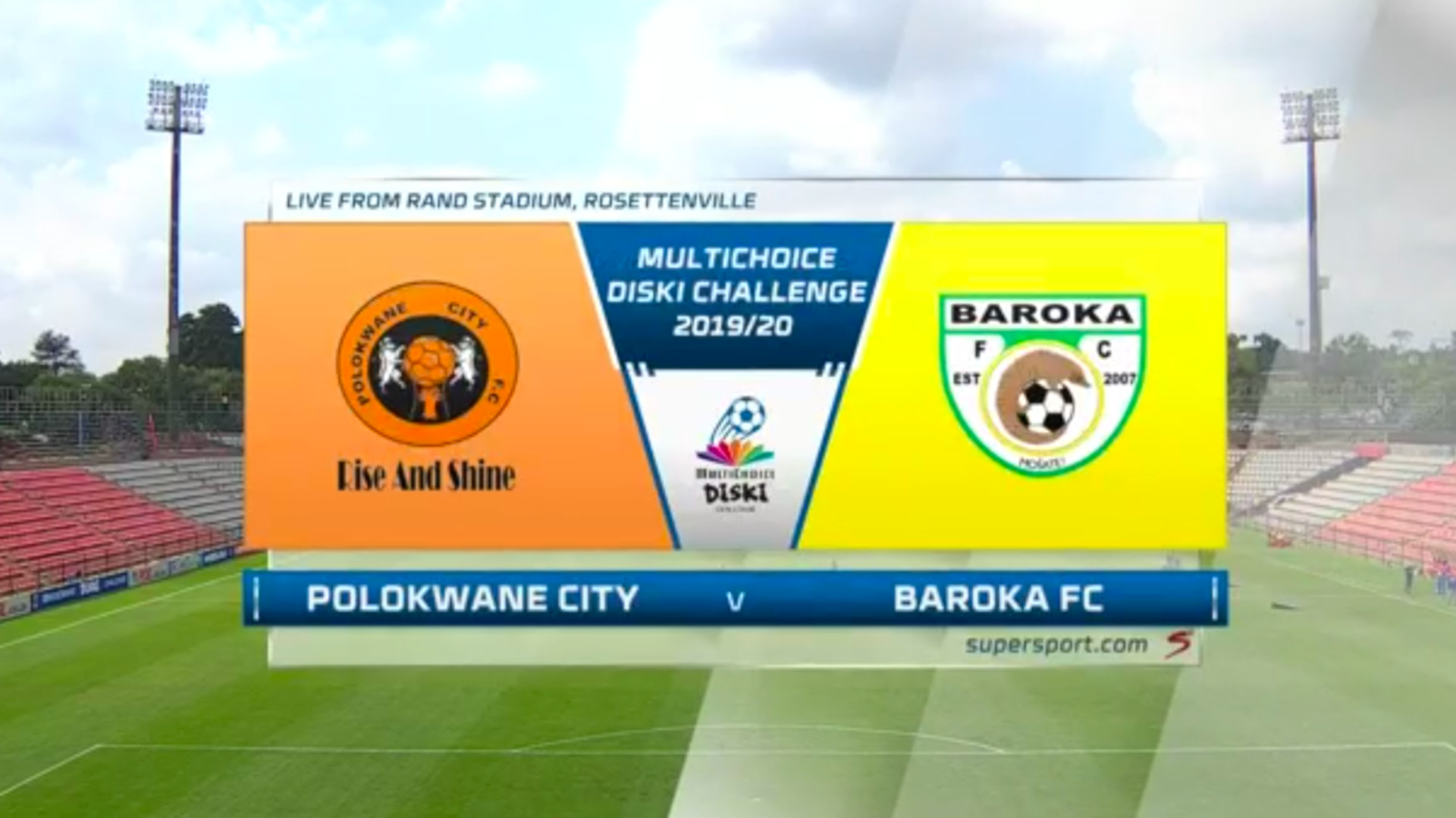MultiChoice Diski Challenge | Polokwane v Baroka FC | Highlights