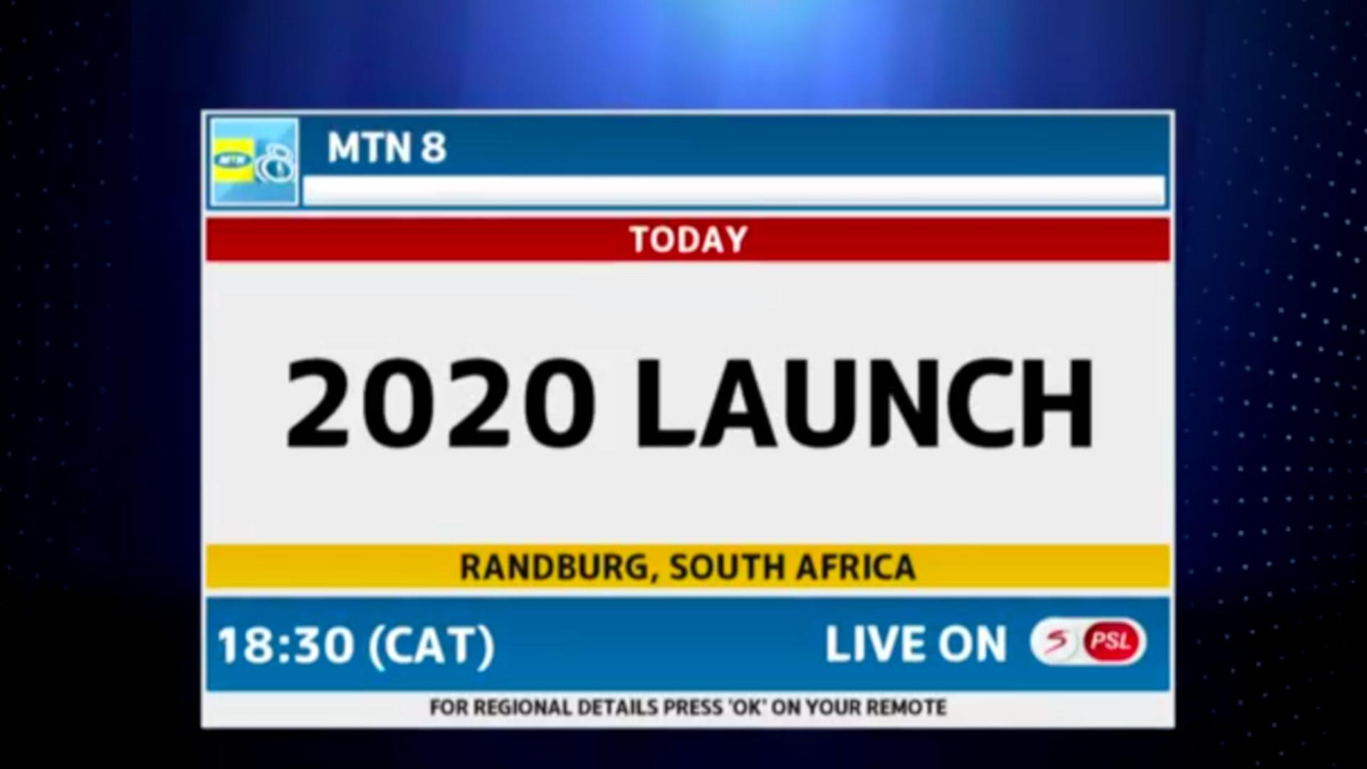 MTN8 | MTN 8 Launch