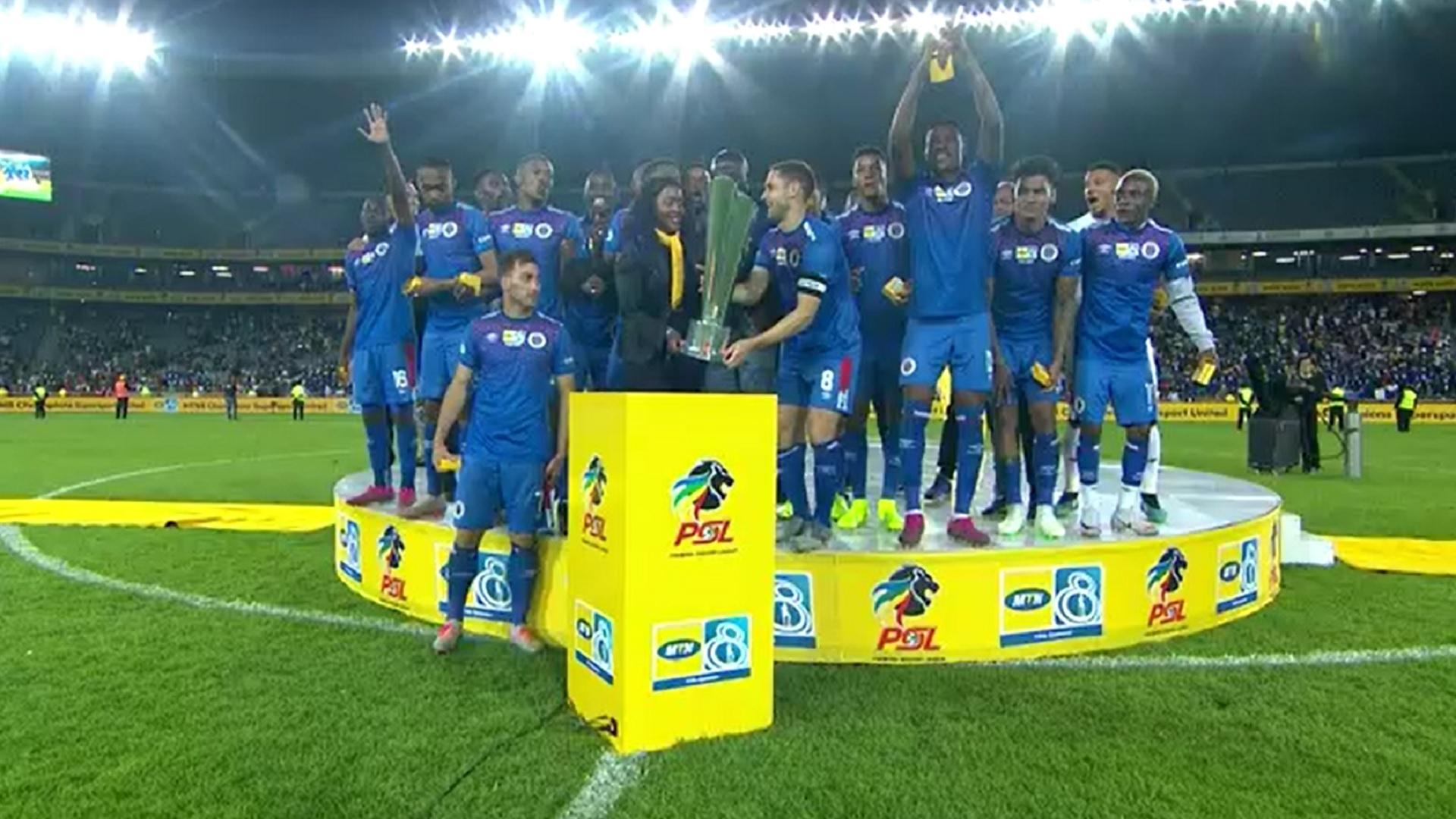 MTN8 | SuperSport United | Matsatsantsa ready for Cup title defence