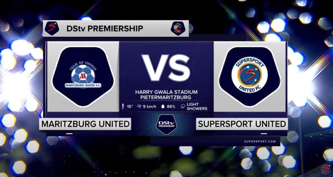 DStv Premiership | Maritzburg United v SuperSport United | Highlights