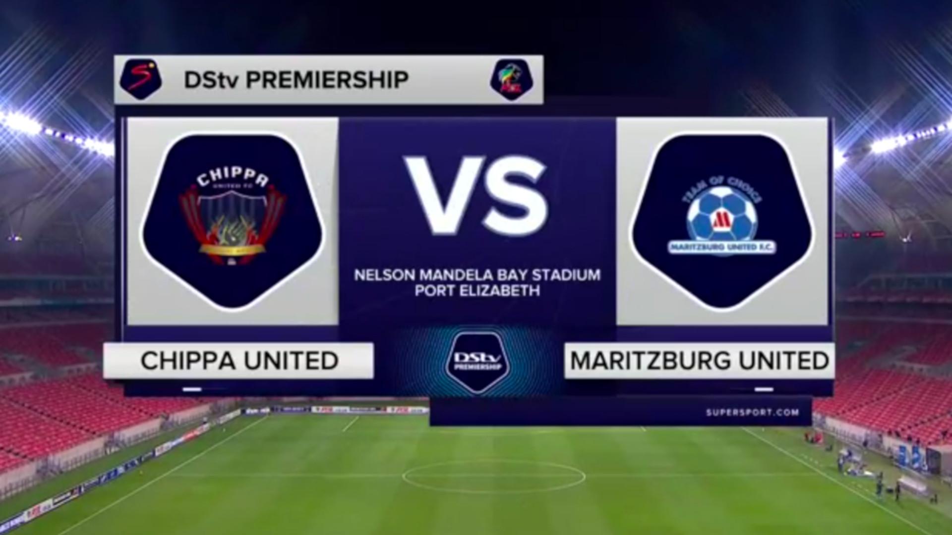 DStv Premiership | Chippa United v Maritzburg United | Highlights