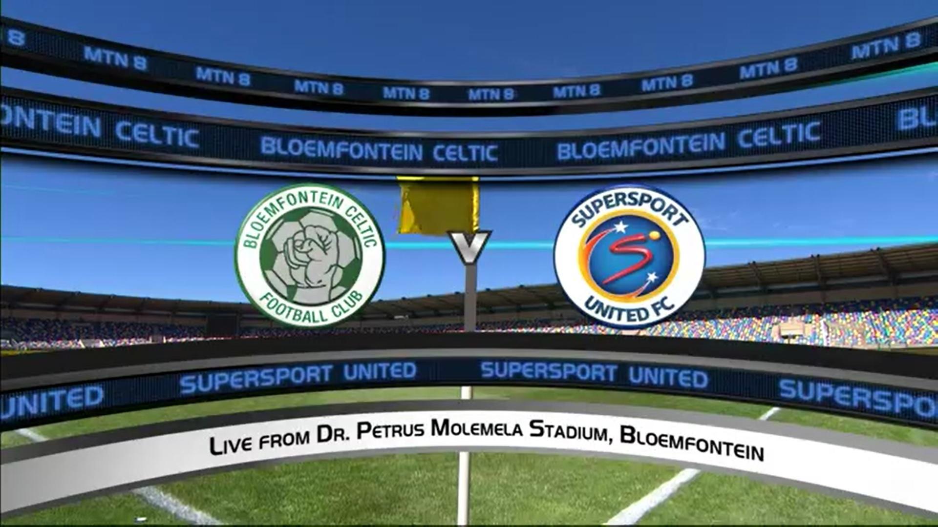 MTN8 | SF | 2nd Leg | Bloemfontein Celtic v SuperSport United | Highlights