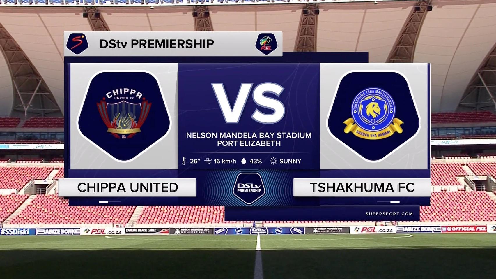 DStv Premiership | Chippa United v Tshakhuma FC  | Highlights