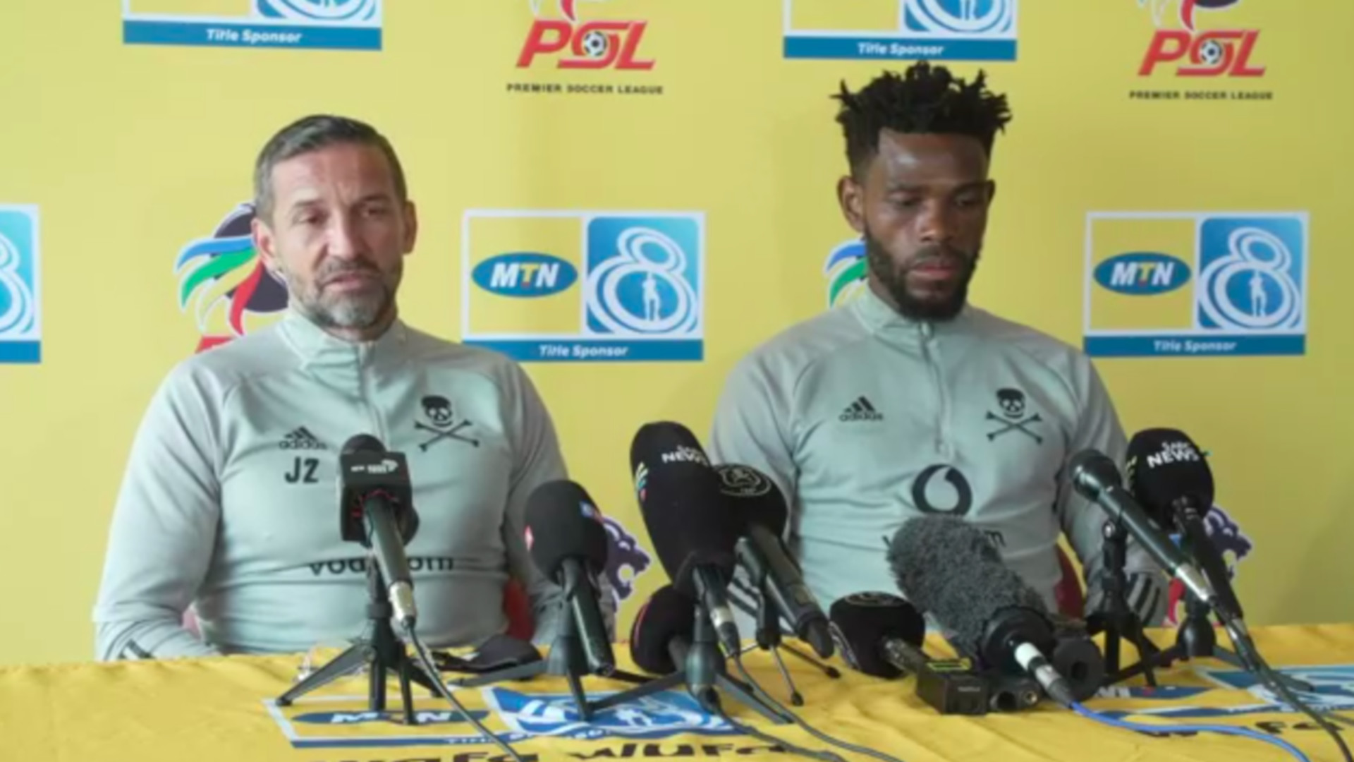 MTN 8 Final | Pirates out to break trophy drought