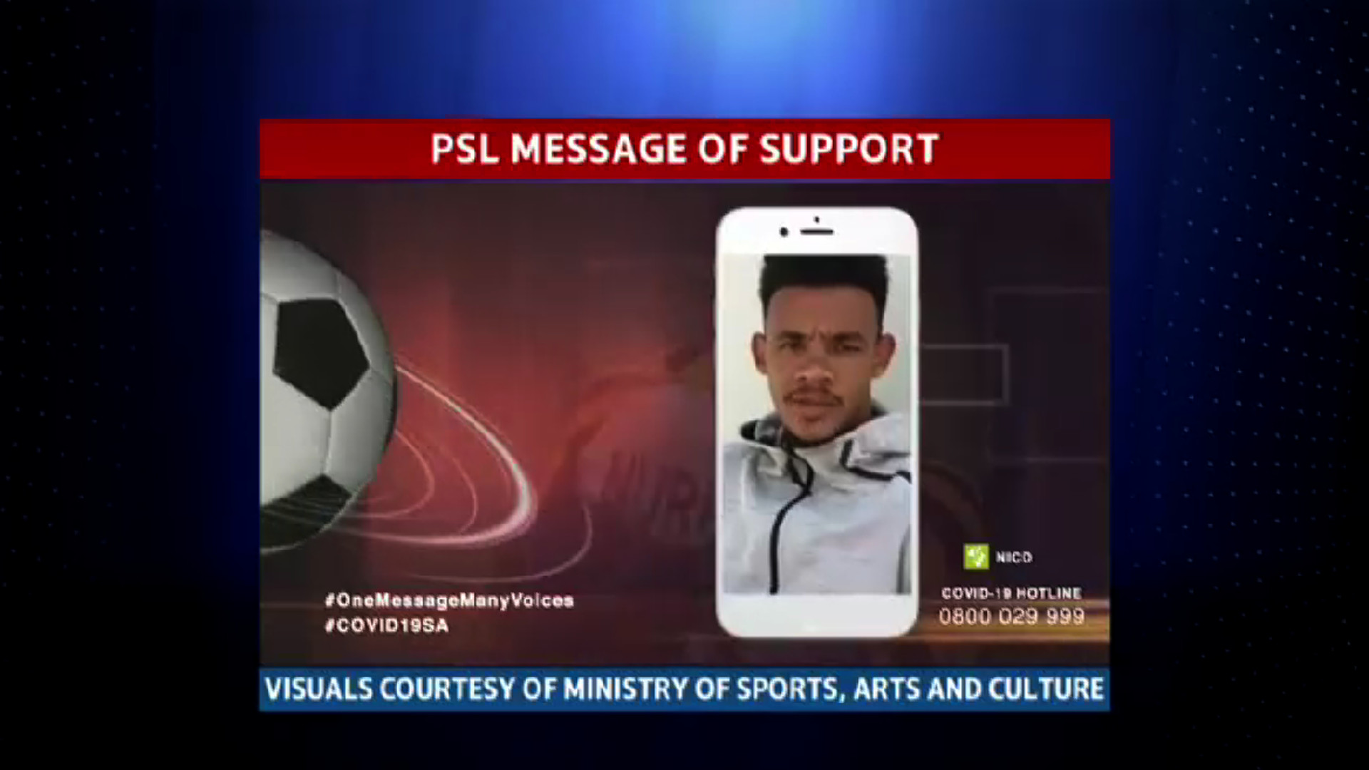 Absa Premiership | PSL message of support