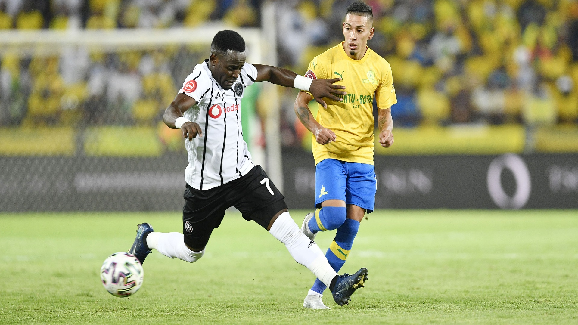 Absa Premiership | 	Mamelodi Sundowns v Orlando Pirates | Preview