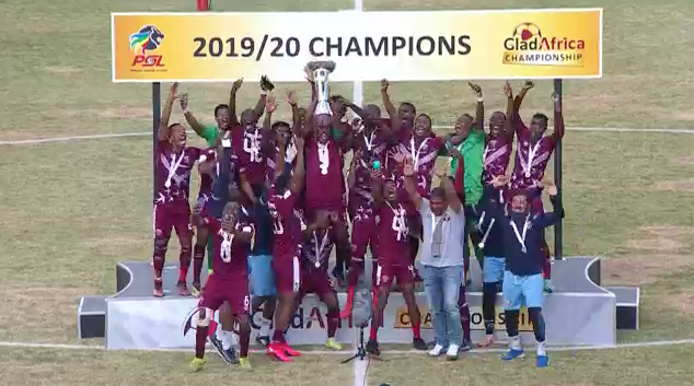GladAfrica Championship  | Moroka Swallows v Tshakhuma Tsha Madzivhandila FC | Review
