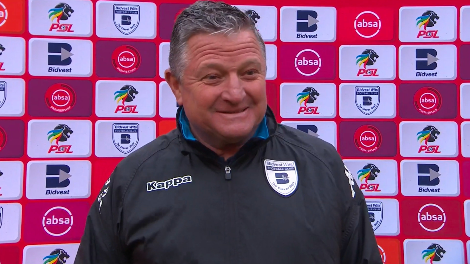 Absa Premiership 2019/20 | Absa Premiership | Bidvest Wits and Golden Arrows | Post-match interview with Gavin Hunt
