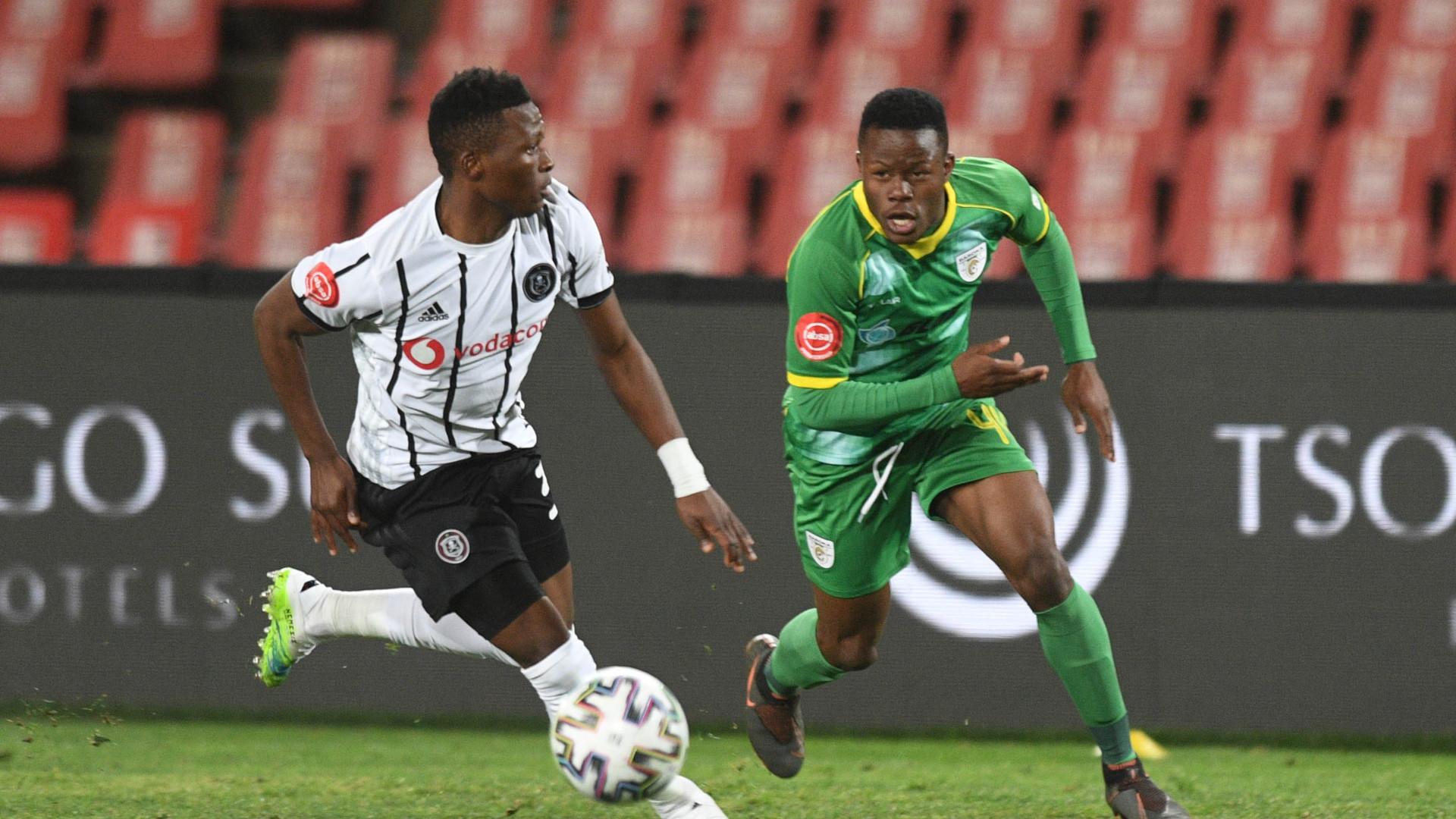 Absa Premiership 2019/20 | Orlando Pirates v Baroka FC | Highlights