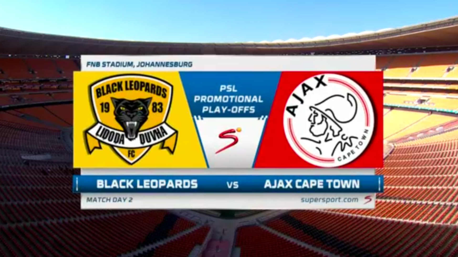 PSL Promotion Playoffs | Black Leopards v Ajax Cape | Highlights