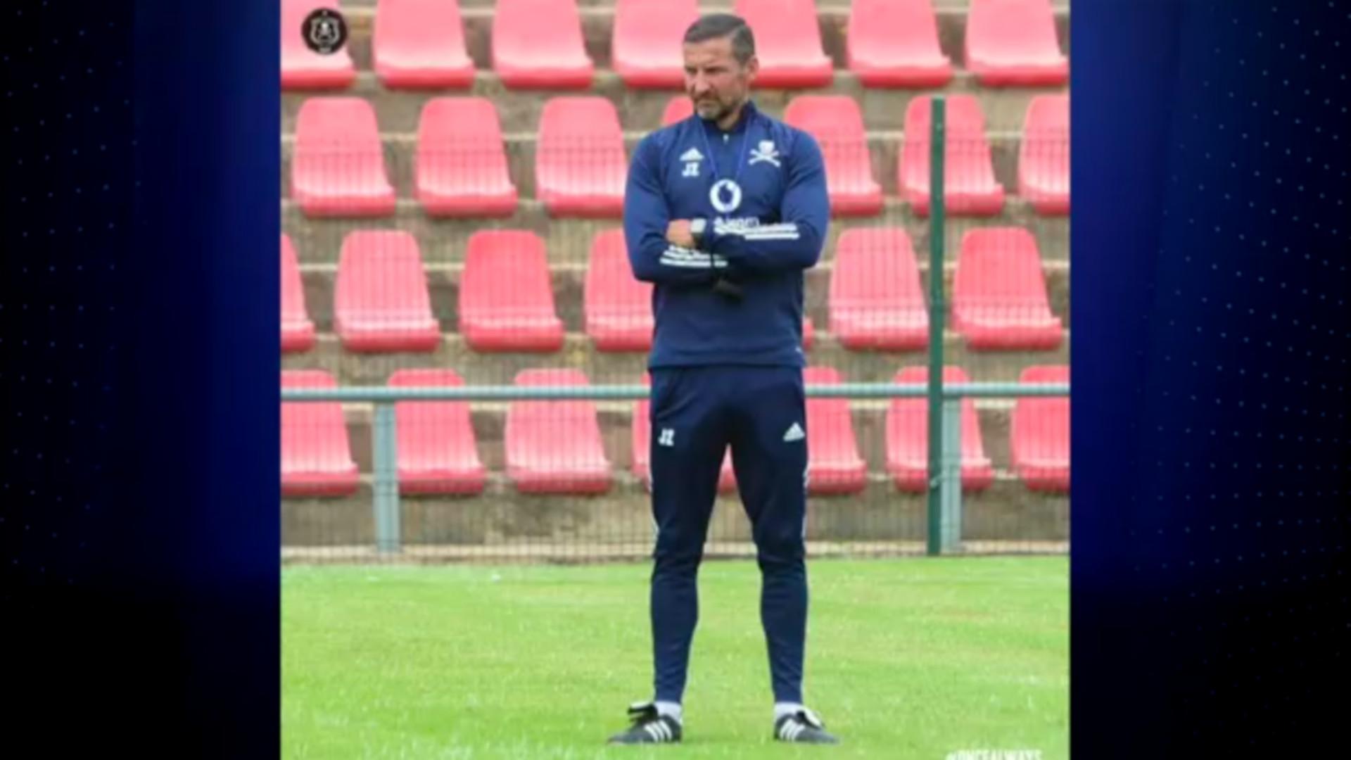 DStv Premiership | JZ looking forward to Swallows clash