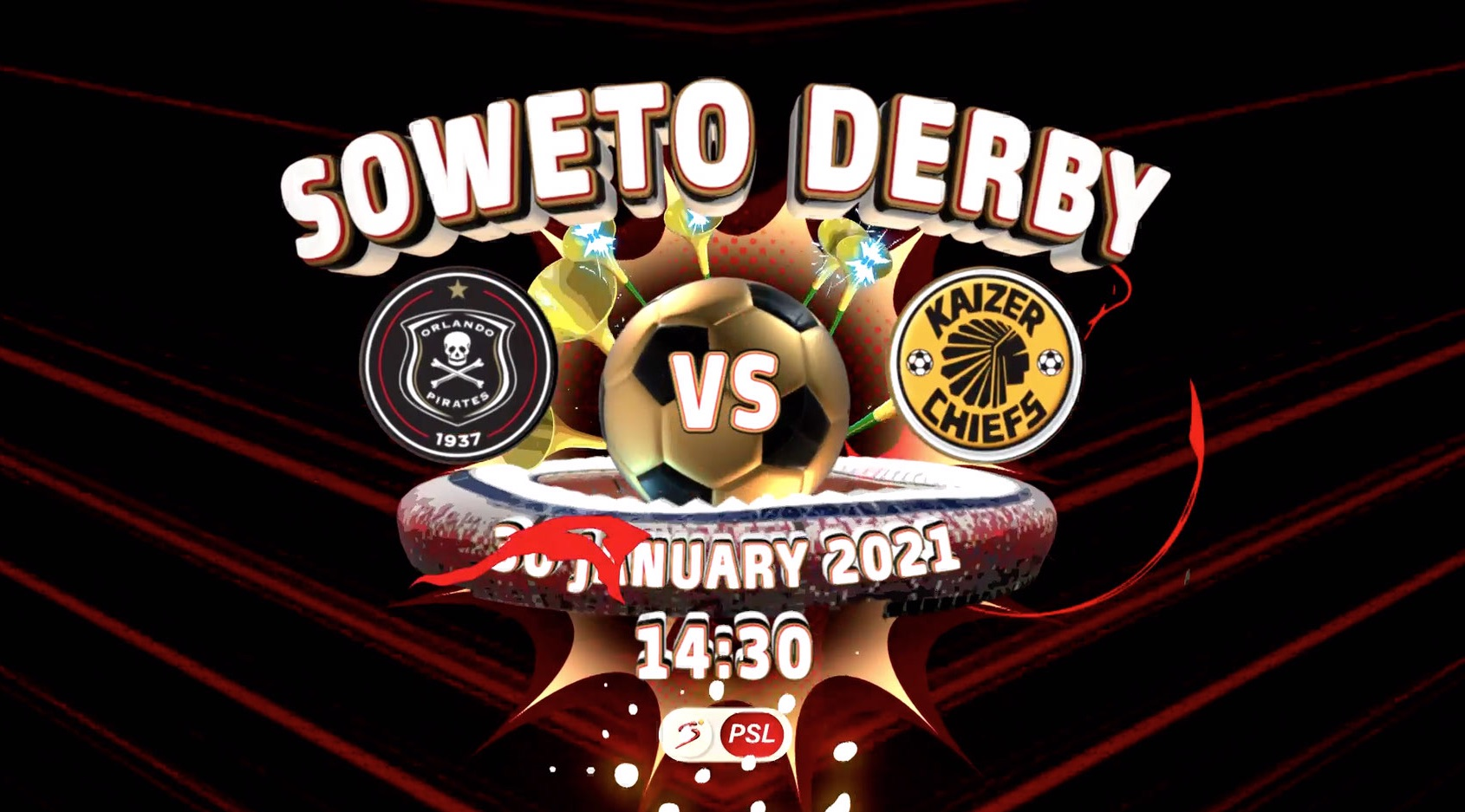 DStv Premiership | Soweto Derby | Promo