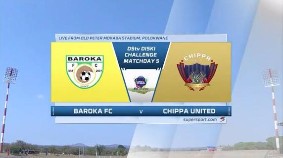 Diski Challenge | Baroka FC u23 v Chippa United u23 | Highlights