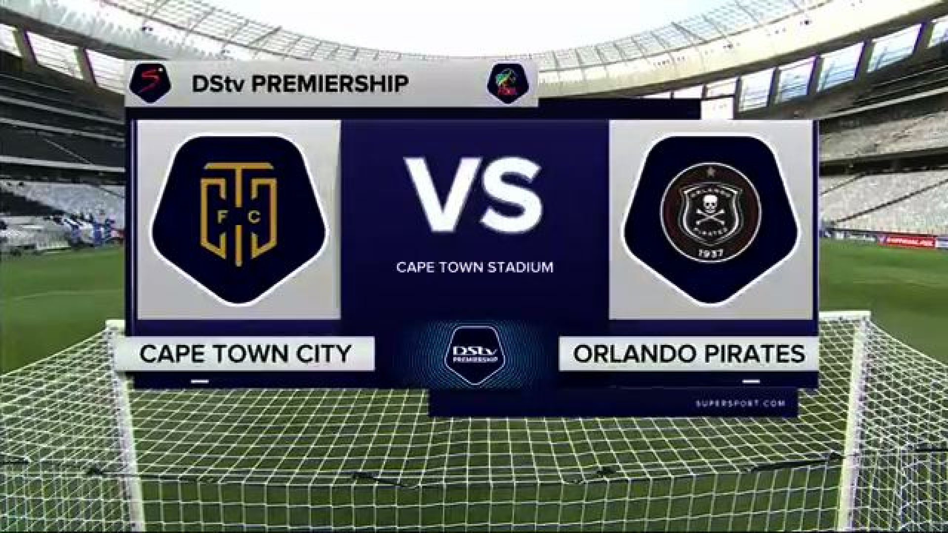 DStv Premiership | CT City v Pirates | Highlights
